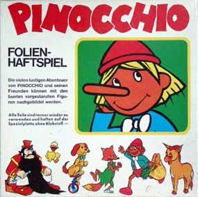 Pinocchio Spiele